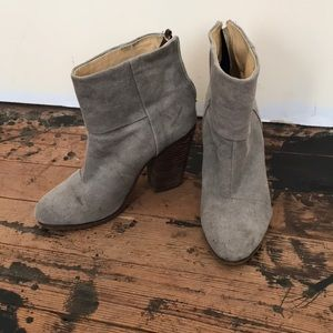 Rag and Bone booties size 9